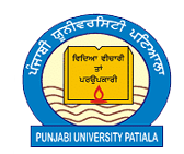 punjabi university patiala logo